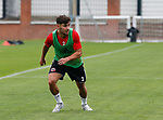George Baldock of Sheffield Utd during the training session at the Shirecliffe Training complex, Sheffield. Picture date: June 27th 2017. Pic credit should read: Simon Bellis/Sportimage