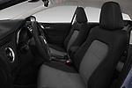 Front seat view of a 2018 Toyota Auris Touring Sports Lounge 5 Door Wagon front seat car photos