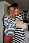 Stripes - Young and Restless Christian LeBlanc and One Life To Live Susan Haskell at SoapFest's Celebrity Weekend - Celebrity Karaoke Bar Bash - autographs, photos, live auction raising money for kids on November 10, 2012 at Bistro Soleil at Old Historic Marco  Island, Florida. (Photo by Sue Coflin/Max Photos)