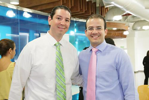 Jorge Jenkins y Juan Pimentel.