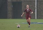 Florida State's Katrin Schmidt on Sunday, October 22nd, 2006 at Koskinen Stadium in Durham, North Carolina. The Duke Blue Devils defeated the Florida State University Seminoles 3-1 in an Atlantic Coast Conference NCAA Division I Women's Soccer game.