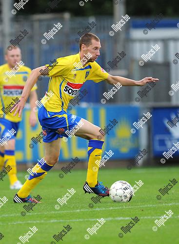 2012-08-25 / Voetbal / seizoen 2012-2013 / KVC Westerlo / Kevin Geudens..Foto: Mpics.be