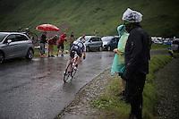 Bauke Mollema (NLD/Trek-Segafredo) tried to fight back today, but couldn't...<br /> <br /> Stage 20: Megève › Morzine (146.5km)<br /> 103rd Tour de France 2016