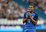 France's Kylian Mbappe in action during the Friendly match at Stade De France Stadium, Paris Picture date 13th June 2017. Picture credit should read: David Klein/Sportimage