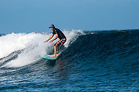 Namotu Island Resort, Nadi, Fiji (Tuesday, May 15th 2018): The swell had improved over night to around 3' . Despite the size Cloudbreak and Namotu Lefts were still the pick of the spots with very light winds and a dropping tide. <br /> Swimming Pools had a small window of waves early in the afternoon. Photo: joliphotos.com