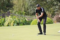 Henrik Stenson (SWE) on the 8th fairway during the final round of the WGC HSBC Champions, Sheshan Golf Club, Shanghai, China. 03/11/2019.<br /> Picture Fran Caffrey / Golffile.ie<br /> <br /> All photo usage must carry mandatory copyright credit (© Golffile | Fran Caffrey)