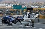 WCSO RAVEN - I-580 emergency landing