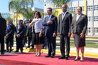 Presidente Leonel  Fernández entrega universidad al pueblo haitiano.