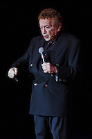 www.acepixs.com<br /> <br /> February 9 2017, Ft Lauderdale<br /> <br /> Jackie Mason performs at The Parker Playhouse on February 9, 2017 in Fort Lauderdale Florida<br /> <br /> By Line: Solar/ACE Pictures<br /> <br /> ACE Pictures Inc<br /> Tel: 6467670430<br /> Email: info@acepixs.com<br /> www.acepixs.com