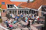 VELSEN - Clubhuis Graan voor Visch. Openbare Golfbaan Spaarnwoude. COPYRIGHT KOEN SUYK