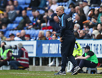 Preston North End's manager Alex Neil  <br /> <br /> Photographer Andrew Kearns/CameraSport<br /> <br /> The EFL Sky Bet Championship - Reading v Preston North End - Saturday 30th March 2019 - Madejski Stadium - Reading<br /> <br /> World Copyright © 2019 CameraSport. All rights reserved. 43 Linden Ave. Countesthorpe. Leicester. England. LE8 5PG - Tel: +44 (0) 116 277 4147 - admin@camerasport.com - www.camerasport.com
