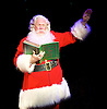 Elf <br /> by Thomas Meehan and Bob Martin <br /> at the Dominion Theatre, London, Great Britain <br /> press photocall <br /> 2nd November 2015 <br /> <br /> Mark McKerracher as Santa <br /> <br /> <br /> Photograph by Elliott Franks <br /> Image licensed to Elliott Franks Photography Services
