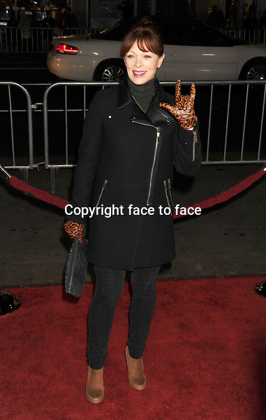 """HOLLYWOOD, CA - FEBRUARY 05: Frances Fisher arrives at the """"Safe Haven"""" - Los Angeles Premiere at TCL Chinese Theatre on February 5, 2013 in Hollywood, California...Credit: Mayer/face to face..- No Rights for USA, Canada and France -"""