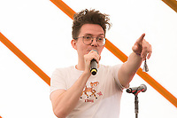 19th July 2019: Comedian David Morgan plays day one of the 2019 Latitude FEstival at Henham Park, Suffolk.