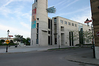 Musee d'archologie Pointe a Calliere<br /> Archelogy Museum<br /> Epouse / wife of Quebec Premier Jean Charest<br /> Photo : (c) by Pierre Roussel/ IMAGES DISTRIBUTION