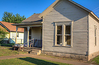 The Lucas Stroud House built in 1898 is located along historic Route 66 in Stroud Oklahoma.  One of seven children of J.W. Stroud the founder of Stroud.