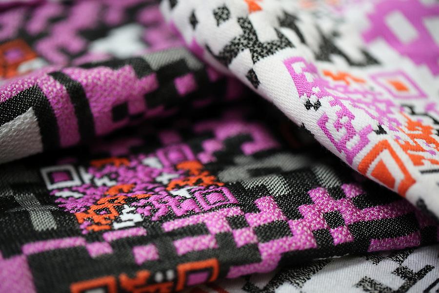 Jimin Seo, Textiles, 2016