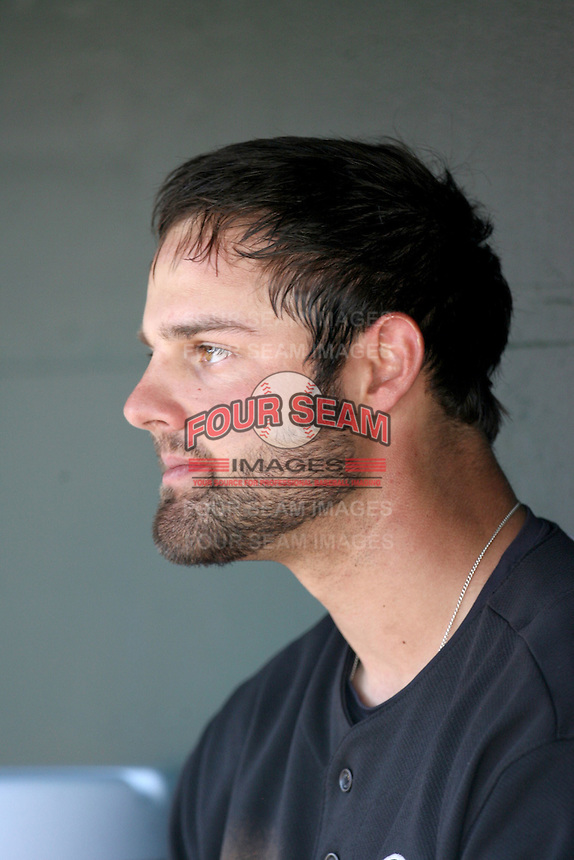 Jordan Danks, Chicago White Sox 2010 minor league spring training..Photo by:  Bill Mitchell/Four Seam Images.
