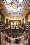Lello Bookshop; Porto - Oporto; Portugal