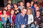 21 wishes<br /> --------------<br /> Cormac Burke, Ballybunion, had a cracker celebrating his 21st birthday last Saturday night in the Irish American bar in the town along with friends and family.