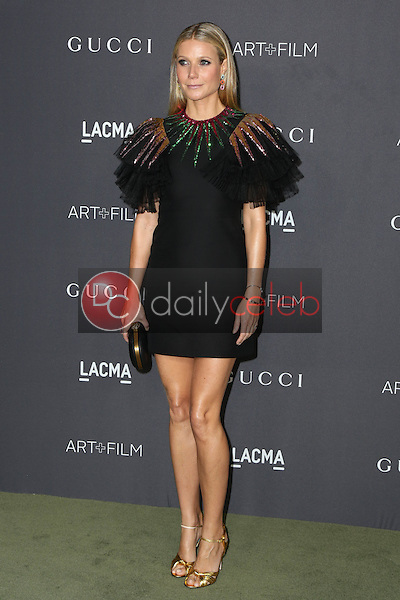 Gwyneth Paltrow<br /> at the 2016 LACMA Art +  Film Gala, LACMA, Los Angeles, CA 10-29-16<br /> David Edwards/DailyCeleb.com 818-249-4998