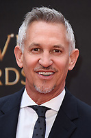 Gary Lineker arriving for the Olivier Awards 2018 at the Royal Albert Hall, London, UK. <br /> 08 April  2018<br /> Picture: Steve Vas/Featureflash/SilverHub 0208 004 5359 sales@silverhubmedia.com
