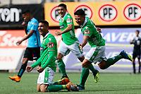 Futbol 2018 1A Audax Italiano vs Deportes Iquique