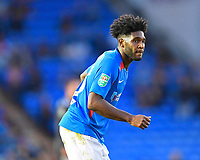 Ellis Harrison of Portsmouth during Portsmouth vs Birmingham City, Caraboa Cup Football at Fratton Park on 6th August 2019