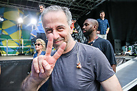 NOVA YORK, EUA, 02.09.2018 - BR DAY-EUA - Joao Barone dos Paralamas do Sucesso durante o BR Day New York 2018 na cidade de Nova York nos Estados Unidos neste domingo, 02. (Foto: Vanessa Carvalho/Brazil Photo Press)