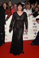 Natalie J Robb<br /> arriving for the National TV Awards 2020 at the O2 Arena, London.<br /> <br /> ©Ash Knotek  D3550 28/01/2020