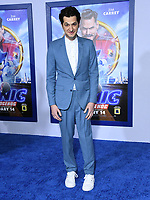 "12 February 2020 - Los Angeles, California - Ben Schwartz. ""Sonic the Hedgehog"" Los Angeles Premiere held at the Regency Village Theater. Photo Credit: Birdie Thompson/AdMedia"
