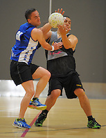 130912 Men's Netball - 2013 National Championships