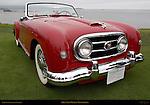 1953 Nash Healey Pininfarina, Pebble Beach Concours d'Elegance