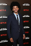 "NETFLIX PRESENTS THE NEW YORK PREMIERE OF ""THE GET DOWN"" Held at Lehman College in the Bronx"