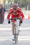 363 German Hidalgo Stecchino MTB, 261 Jose Salgado Club Ciclista Boadilla, 150 Antonio Encinar PC Rodriguez Magro cri master. (ALTERPHOTOS/ACERO)