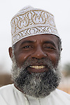 Portraits of men in Salalah at the fair. Oman - National Geographic Traveler