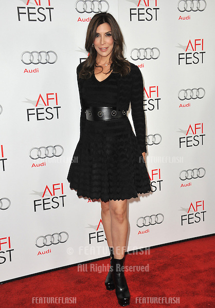 "Jo Champa at the AFI Fest premiere of ""Lincoln"" at Grauman's Chinese Theatre, Hollywood..November 8, 2012  Los Angeles, CA.Picture: Paul Smith / Featureflash"