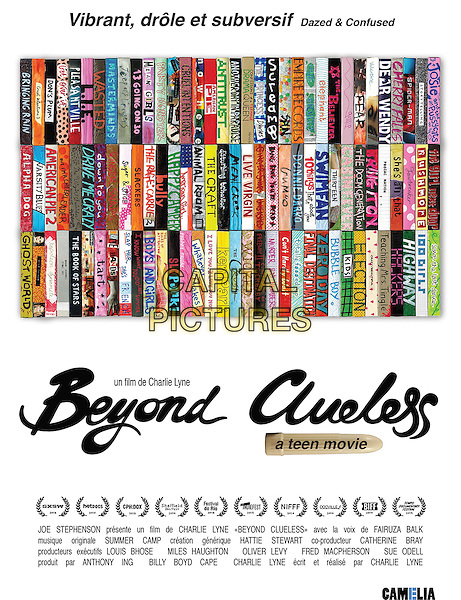 POSTER ART<br /> in Beyond Clueless (2014) <br /> *Filmstill - Editorial Use Only*<br /> CAP/NFS<br /> Image supplied by Capital Pictures