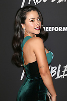 "LOS ANGELES - JAN 8:  Cierra Ramirez at the ""Good Trouble"" Premiere Screening at the Palace Theater on January 8, 2019 in Los Angeles, CA"