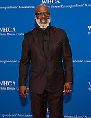 Bebe Winans arrives for the 2019 White House Correspondents Association Annual Dinner at the Washington Hilton Hotel on Saturday, April 27, 2019.<br /> Credit: Ron Sachs / CNP<br /> <br /> (RESTRICTION: NO New York or New Jersey Newspapers or newspapers within a 75 mile radius of New York City)