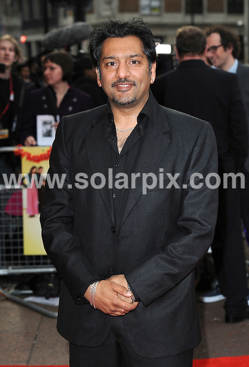**ALL ROUND PICTURES FROM SOLARPIX.COM**.**WORLDWIDE SYNDICATION RIGHTS**.red carpet arrivals for - Its A Wonderful Afterlife - Film Premiere, London, UK. 12 April 2010..This pic: Nitin Ganatra..JOB REF: 11072 TLP     DATE: 12_04_2010.**MUST CREDIT SOLARPIX.COM OR DOUBLE FEE WILL BE CHARGED**.**MUST NOTIFY SOLARPIX OF ONLINE USAGE**.**CALL US ON: +34 952 811 768 or LOW RATE FROM UK 0844 617 7637**