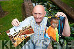 Well known Tralee photographer Robert O'Mahony will be heading back to South Africa in February as a volunteer with the Ray of Sunshine Foundation.