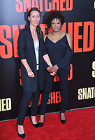 www.acepixs.com<br /> <br /> May 10 2017, LA<br /> <br /> Wanda Sykes (R) and Alex Sykes arriving at the premiere of 'Snatched' at the Regency Village Theatre on May 10, 2017 in Westwood, California<br /> <br /> By Line: Peter West/ACE Pictures<br /> <br /> <br /> ACE Pictures Inc<br /> Tel: 6467670430<br /> Email: info@acepixs.com<br /> www.acepixs.com
