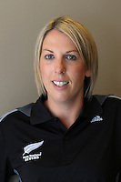 Media manager Kate Hutchison. NZ sevens team headshots at James Cook Hotel, Wellington on Thursday, 27 January 2011. Photo: Dave Lintott / lintottphoto.co.nz