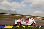Dave Newsham - Team Pyro Renault Clio Cup UK