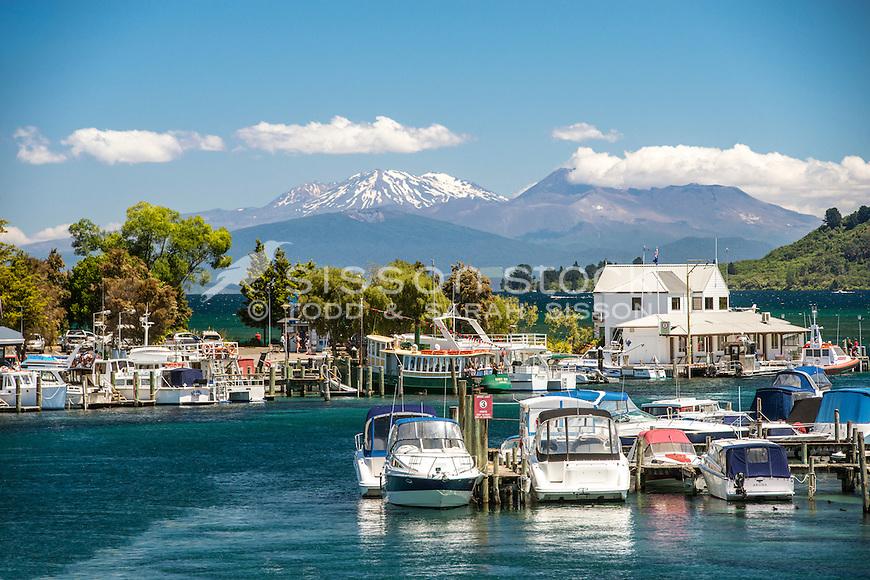 New Zealand - stock photo, canvas, fine art print