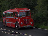 Foden Single Deck Buses - 1950
