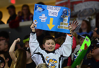 3/23/13 Reading Royals at Toledo Walleye
