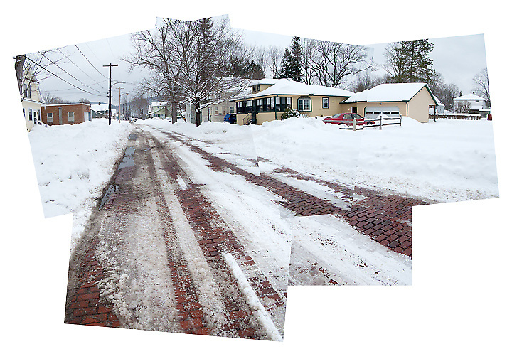 Winter in Western New York