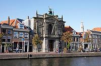 Nederland Haarlem 2019. Het Teylers Museum aan het Spaarne. Foto Berlinda van Dam / Hollandse hoogte